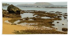 Beach Towel featuring the photograph Phillip Island 01 by Werner Padarin