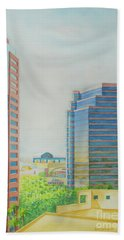 Phoenix II Beach Towel