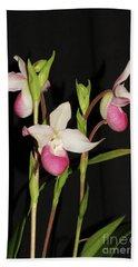 Phragmipedium Cardinale Wacousta Orchid Beach Towel
