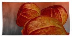 Physalis Beach Towel