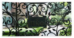 Pi Kappa Phi Gate Beach Towel