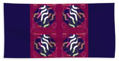 Pic10_coll1_14022018 Beach Towel