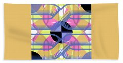 Pic12_coll2_14022018 Beach Towel