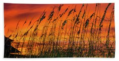 Outer Banks Obx Beach Towel