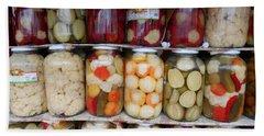Pickles Anyone?  Beach Sheet