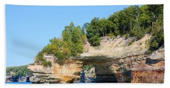 Picture Rocks Beach Sheet