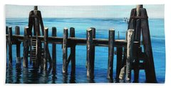 Pier Beach Towel