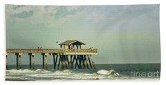 Pier Tybee Island Beach Sheet