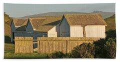 Pierce Pt. Buildings Beach Sheet