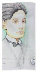 Pietro Minca 1926 Beach Sheet