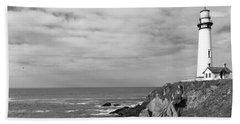 Pigeon Point Lighthouse Beach Towel