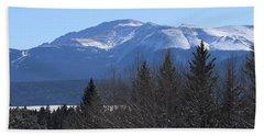 Pikes Peak Cr 511 Divide Co Beach Sheet