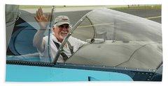 Pilot Vic Vicari Beach Towel