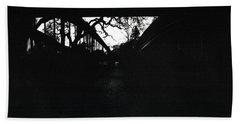 Pin Hole Camera Shot 2 Beach Towel