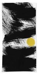 Pinball- Art By Linda Woods Beach Towel
