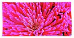 Pink 137 Beach Sheet