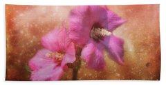 Pink Dream Beach Sheet