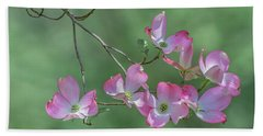 Pink Magnolia Img 1 Beach Sheet