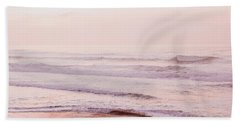 Pink Pacific Beach Beach Sheet