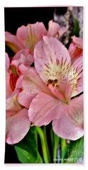Pink Pretties Beach Towel
