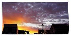 Pioneer Town Sunset Beach Sheet