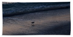 Piper At Dusk Beach Towel