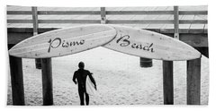 Pismo Beach  Beach Towel