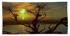 Pismo Sunset Beach Towel
