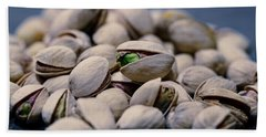 Pistachios Beach Towel