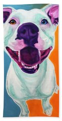 Pit Bull - Angel Beach Towel