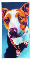 Pit Bull - Bentley Beach Towel