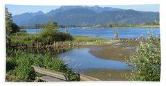 Pitt River Beach Sheet