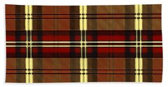 Plaid Beach Towel