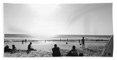 Summer Planet Beach Towel