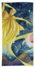Planet  Dreaming Beach Towel