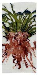 Plant Life 1 Beach Sheet