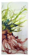Plant Life #2 Beach Sheet