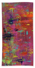 Play Of Passion Beach Towel