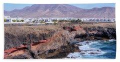 Playa Blanca - Lanzarote Beach Towel