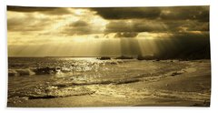 Playa De Oro Beach Towel