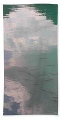 Plitvicelake Beach Towel