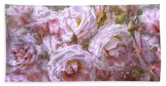 Pocket Full Of Roses Beach Towel