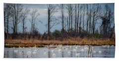 Pocosin Lakes Nwr Beach Towel