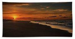 Poetic Mood Beach Sheet