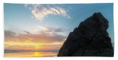 Point Meriwether Beach Towel by Ryan Manuel