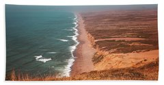 Point Reyes National Seashore Beach Sheet