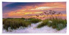 Point Sunrise Beach Towel