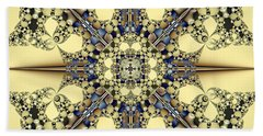 Pointed Reply Beach Towel