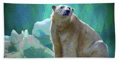 Polar Bear Beach Towel