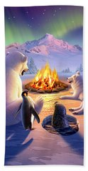 Polar Pals Beach Towel